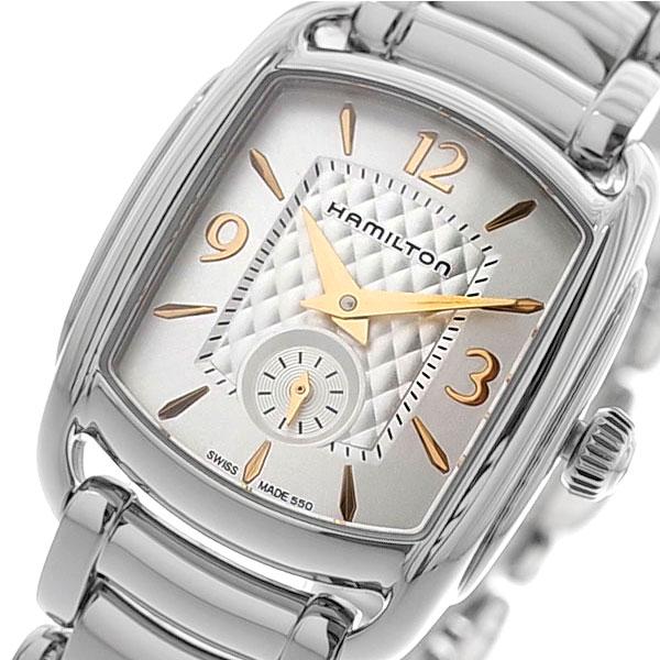 (~8/31) ハミルトン HAMILTON 腕時計 レディース H12351155 レディース HAMILTON クォーツ クォーツ シルバー, あいづのハイカラさん:6a2af621 --- officewill.xsrv.jp