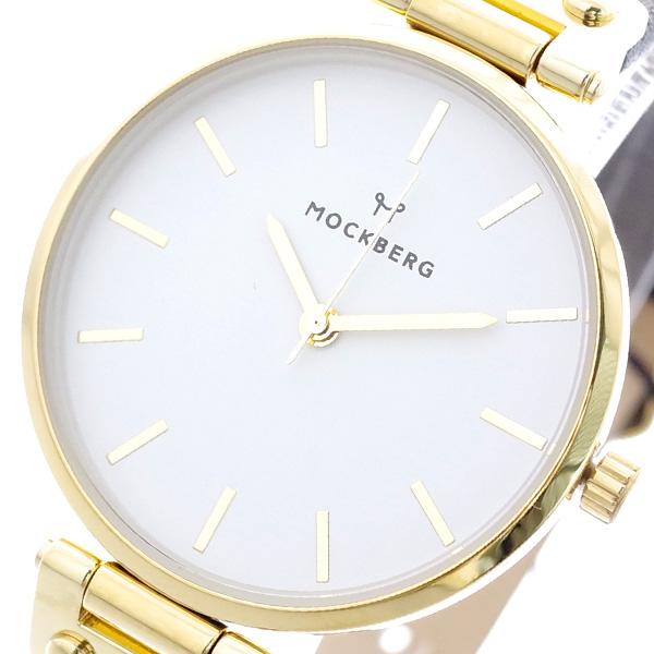 (~8/31) モックバーグ MOCKBERG 腕時計 レディース MO107 クォーツ 腕時計 ブラック ホワイト クォーツ ブラック, A.QUEEN:75c8daa6 --- officewill.xsrv.jp
