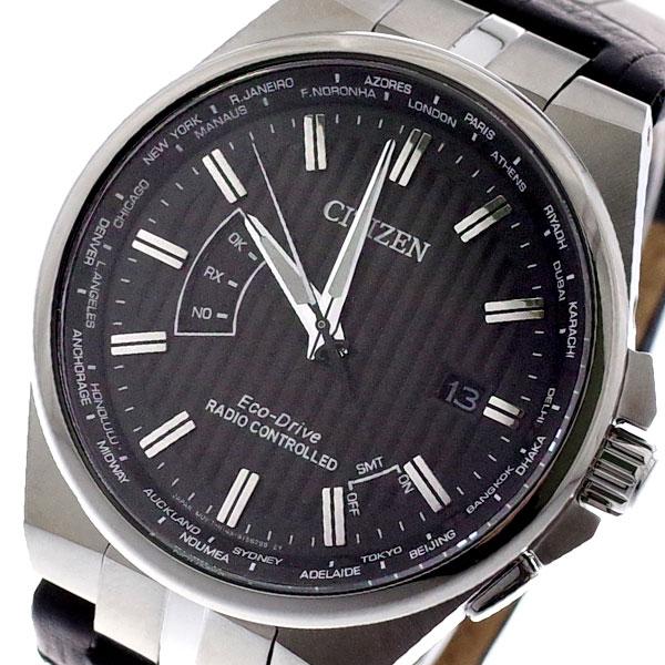 (~8/31) シチズン ブラック CITIZEN CITIZEN 腕時計 メンズ CB0160-00E エコドライブ シチズン クォーツ ブラック, 美作町:0815ba08 --- officewill.xsrv.jp