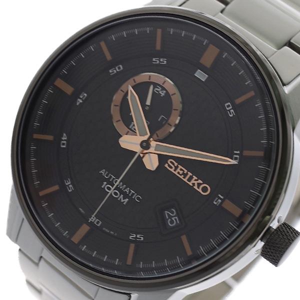 (~8 メンズ 自動巻き/31) シルバー セイコー SEIKO 腕時計 メンズ SSA389K1 自動巻き ブラック シルバー, 格安販売中:2b314fb5 --- officewill.xsrv.jp