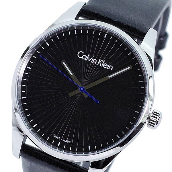 (~8/31) カルバンクライン CALVIN クォーツ KLEIN 腕時計 CALVIN K8S211C1 クォーツ レディース ブラック レディース, 秀山堂:b4349d93 --- officewill.xsrv.jp