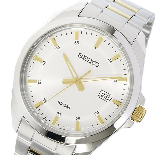(~8/31) セイコー SEIKO クオーツ 腕時計 SUR211P1 (~8/31) SUR211P1 シルバー セイコー メンズ, オンリーWAN:7d4a09bc --- officewill.xsrv.jp