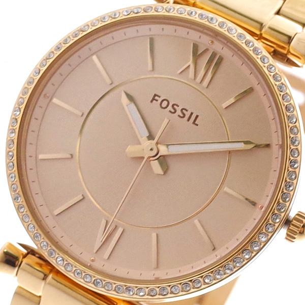 (~8 (~8/31)/31) フォッシル ピンクゴールド FOSSIL 腕時計 ES4301 レディース クォーツ ピンクゴールド レディース, 消費税無し:a69f3782 --- officewill.xsrv.jp