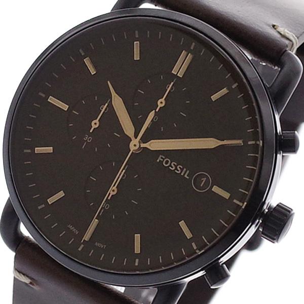 (~8/31) フォッシル FOSSIL フォッシル クォーツ 腕時計 腕時計 FS5403 クォーツ ダークブラウン メンズ, 境町:1099e49d --- officewill.xsrv.jp