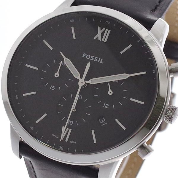 (~8/31) フォッシル FS5452 FOSSIL 腕時計 FOSSIL FS5452 クォーツ メンズ ブラック メンズ, 高品質の激安:d9bebfb2 --- officewill.xsrv.jp