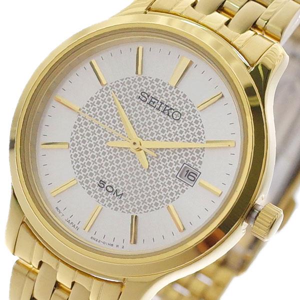 (~8 SEIKO/31) セイコー クォーツ SEIKO 腕時計 SUR646P1 クォーツ レディース シルバー ゴールド レディース, 宮崎県:fa514029 --- officewill.xsrv.jp