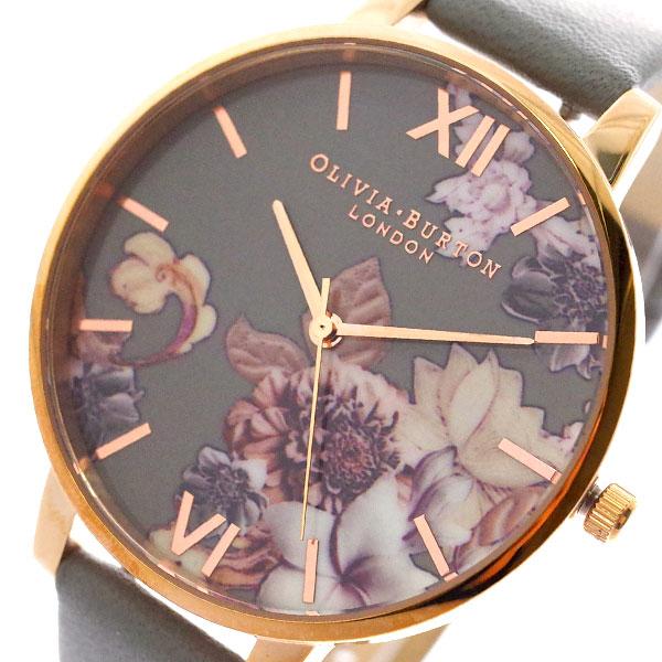 【スーパーSALE】(~9/11 01:59)(~9/30)オリビアバートン OLIVIA BURTON 腕時計 OB16CS08 クォーツ ピンクゴールド アイボリー レディース