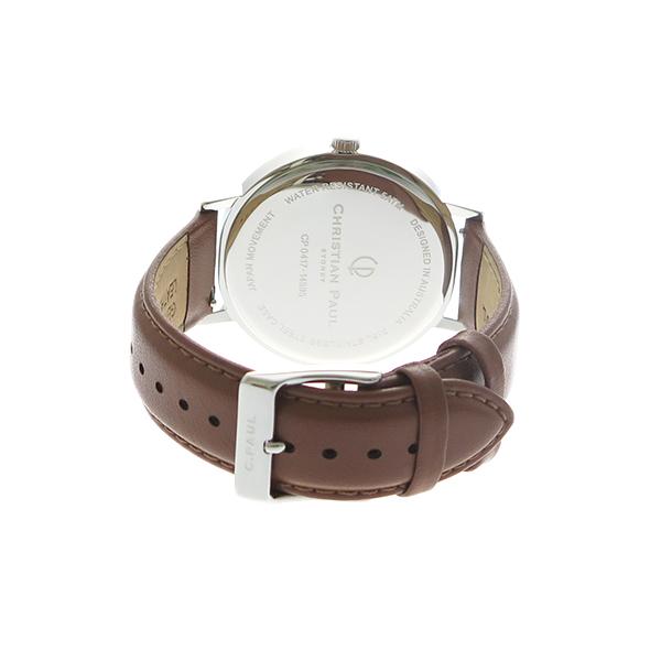 【エントリーでポイント3倍】(~4/16 01:59) 【ポイント2倍】(~4/30 23:59) クリスチャンポール CHRISTIAN PAUL ロウ RAW クオーツ 腕時計 RW-02 ホワイト ユニセックス
