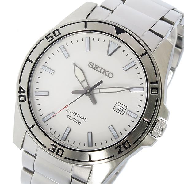 (~8 シルバー/31) セイコー SEIKO クオーツ 腕時計 腕時計 SGEH59P1 シルバー クオーツ メンズ, 気仙郡:2b756777 --- officewill.xsrv.jp