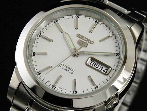 (~4/30)【キャッシュレス5%】セイコー SEIKO セイコー5 SEIKO 5 自動巻き 腕時計 SNKE49K1 メンズ