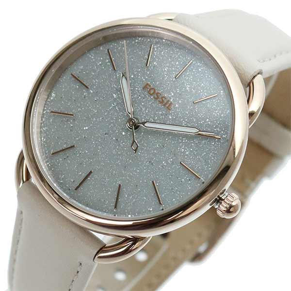 (~8 FOSSIL/31) ES4421 フォッシル FOSSIL (~8/31) 腕時計 ES4421 クォーツ シルバー オフホワイト レディース, 浪合村:12479586 --- officewill.xsrv.jp