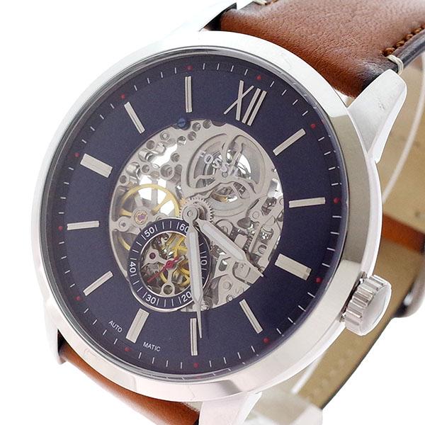 (~8/31) フォッシル FOSSIL 腕時計 腕時計 フォッシル ME3154 自動巻き ブルー ブラウン メンズ メンズ, オートワールド:e17809c9 --- officewill.xsrv.jp