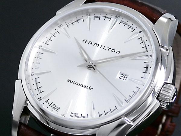 (~4/30)【キャッシュレス5%】ハミルトン HAMILTON ジャズマスター 自動巻き 腕時計 H32715551 メンズ 【代引き不可】
