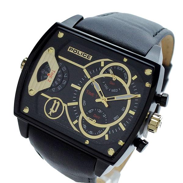 (~8/31) ポリス POLICE 腕時計 PL.14698JSB 腕時計 PL.14698JSB/02/02 POLICE スコーピオン SCORPION クォーツ ブラック メンズ, 牡鹿郡:a6a62e84 --- officewill.xsrv.jp