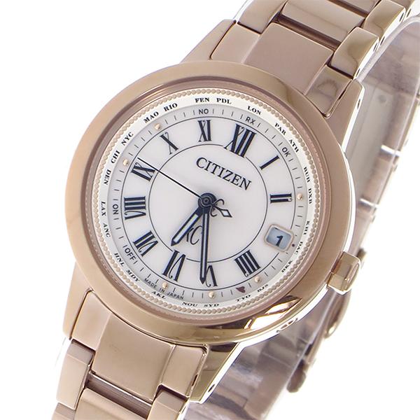 (~8 EC1144-51W (~8/31)/31) シチズン 腕時計 CITIZEN クロスシー XC クオーツ 腕時計 EC1144-51W サクラピンク レディース【代引き不可】, 全国宅配無料:68980433 --- officewill.xsrv.jp