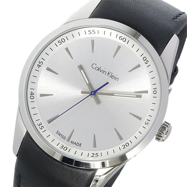 (~8/31) カルバンクライン Calvin Klein ボールド カルバンクライン Klein BOLD クオーツ ボールド 腕時計 K5A311C6 ホワイトシルバー メンズ, エフツール:0daaf17d --- officewill.xsrv.jp