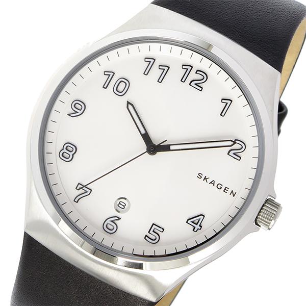 (~8/31) スカーゲン SKAGEN クオーツ スンドビー SUNDBY スカーゲン クオーツ 腕時計 (~8/31) SKW6268 ホワイト メンズ, カジキチョウ:def97381 --- officewill.xsrv.jp