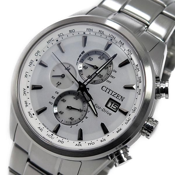 (~8/31) (~8/31) シチズン CITIZEN クオーツ メンズ クロノグラフ ホワイトメンズ 腕時計 AT8015-54A 腕時計 ホワイトメンズ【代引き不可】, 【 UVの木陰 】紫外線対策グッズ:4746b637 --- officewill.xsrv.jp