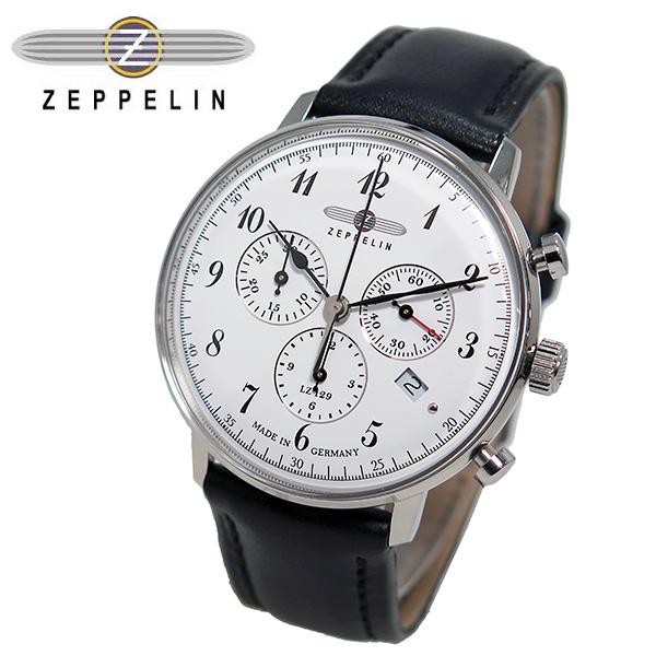 (~8/31) ツェッペリン ZEPPELIN メンズ ヒンデンブルク ヒンデンブルク クオーツ クロノグラフ 腕時計 クオーツ 7086-1 メンズ, ベビー壱番屋:358b3df6 --- officewill.xsrv.jp