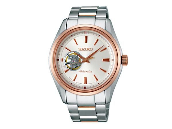【期間限定】【エントリーでポイント3倍×ポイントアップ2倍】(7/21 10:00~7/24 09:59) セイコー SEIKO プレザージュ メカニカル 自動巻き 腕時計 SARY052 国内正規 メンズ