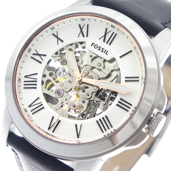 (~8/31) フォッシル FOSSIL ブラック FOSSIL 腕時計 ME3101 ホワイト ブラック フォッシル メンズ, お菓子のありがたや:245d7ca7 --- officewill.xsrv.jp