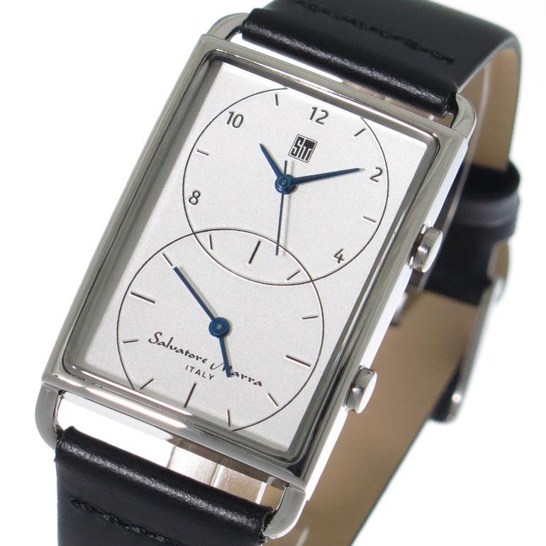 (~8/31) サルバトーレマーラ SALVATORE SALVATORE MARRA クオーツ (~8/31) 腕時計 SM18108-SSWH クオーツ ホワイトシルバー/ブラック メンズ, 絆:d7c90030 --- officewill.xsrv.jp