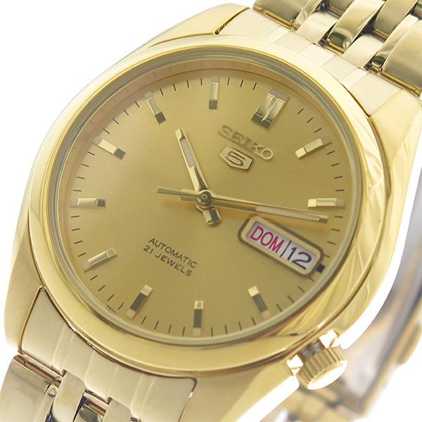 (~8 セイコー/31) セイコー SEIKO 腕時計 SNK366K1 腕時計 セイコー5 SEIKO 5 5 ゴールド メンズ, クルマノブヒンヤ:0cc7c48a --- officewill.xsrv.jp