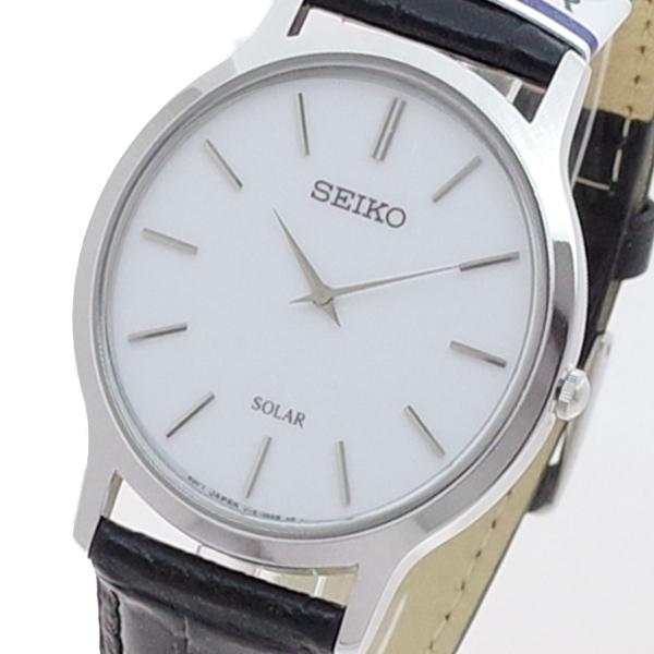 (~8/31) セイコー SEIKO SEIKO 腕時計 メンズ SUP873P クォーツ ホワイト ブラック ブラック メンズ, ホシノムラ:282b0f79 --- officewill.xsrv.jp