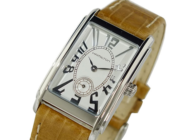 (~4/30)【キャッシュレス5%】ハミルトン HAMILTON アードモア ARDMORE 腕時計 H11411553 ユニセックス 【代引き不可】