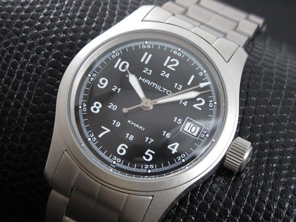 【スーパーSALExポイントアップ】(3/4 20:00~3/11 01:59)【ポイント2倍】(~3/31)【キャッシュレス5%】ハミルトン HAMILTON 腕時計 H68311133 ユニセックス