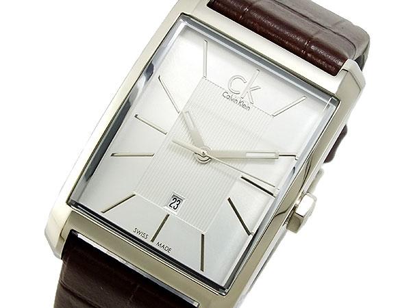 (~4/30)【キャッシュレス5%】カルバンクライン CK CALVIN KLEIN 腕時計 K2M23126 レディース