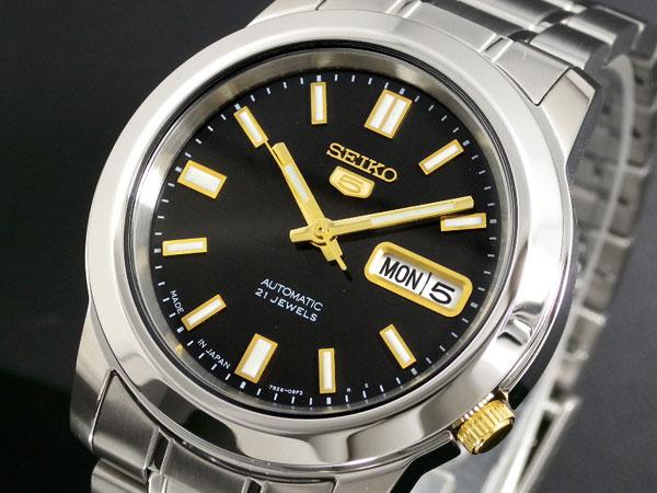 (~8/31) セイコー SEIKO メンズ SEIKO セイコー5 SEIKO (~8/31) 5 自動巻き 日本製 腕時計 SNKK17J1 メンズ, フタバグン:740b8524 --- officewill.xsrv.jp