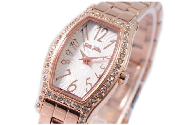 (~4/30)【キャッシュレス5%】フォリフォリ FOLLI FOLLIE 腕時計 WF8B026BPS