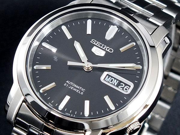 (~8 腕時計/31) セイコー 自動巻き SEIKO セイコー5 SEIKO 5 セイコー5 自動巻き 腕時計 SNKK71K1 メンズ, トヨサカシ:7ff1076a --- officewill.xsrv.jp