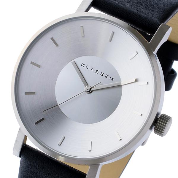 (~8/31) クラス14 クラス14 KLASSE14 42mm ヴォラーレ Volare 42mm 腕時計 VO14SR001M ユニセックス シルバー/ブラック ユニセックス, ark-interior-shop:c25e9a93 --- officewill.xsrv.jp