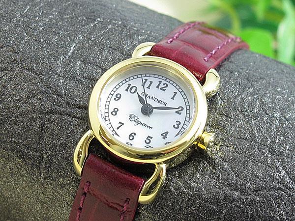今季一番 (~8/31) 腕時計 グランドール GRANDEUR レディース 腕時計 ESL035W2 GRANDEUR レディース, Treasure Town:ba9d6fdd --- clifden10k.com