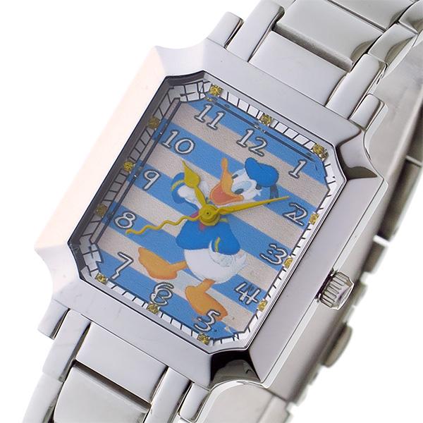 【後払い手数料無料】 (~8/31) クオーツ ディズニーウオッチ レディース Disney Watch クオーツ (~8/31) 腕時計 MC-1612-DO ドナルド レディース, e-cargoodsミューザー:5f07142a --- clifden10k.com