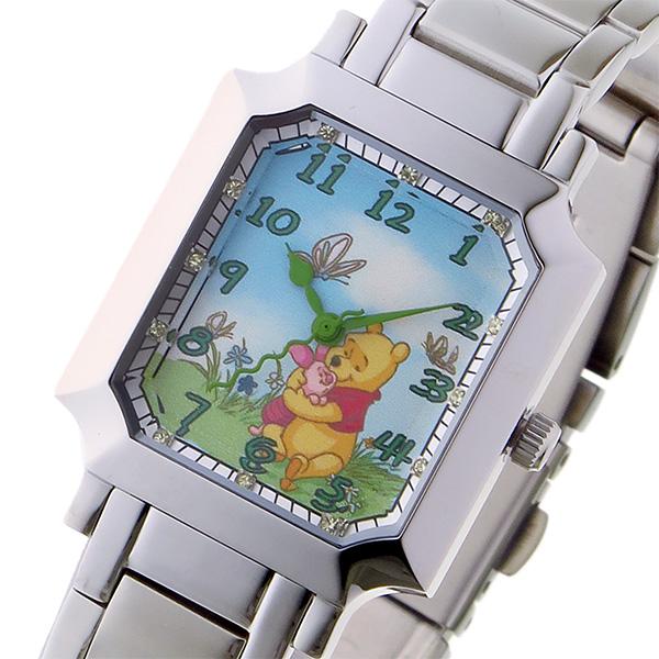 (~8/31) プーさん MC-1612-PO ディズニーウオッチ Disney Watch クオーツ 腕時計 (~8/31) MC-1612-PO プーさん レディース, FIT HOUSE:95064b9b --- officewill.xsrv.jp