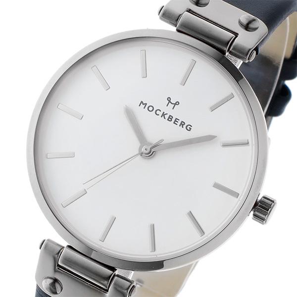 【激安】 (~8/31) モックバーグ MOCKBERG MOCKBERG ASTRID ASTRID クオーツ 腕時計 MO1002 レディース ホワイト レディース, ジェイエヌバース:87bd4504 --- clifden10k.com