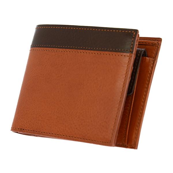 (~4/30 23:59) ゾンネ SONNE 二つ折り 短財布 SOR003-CA_CH メンズ