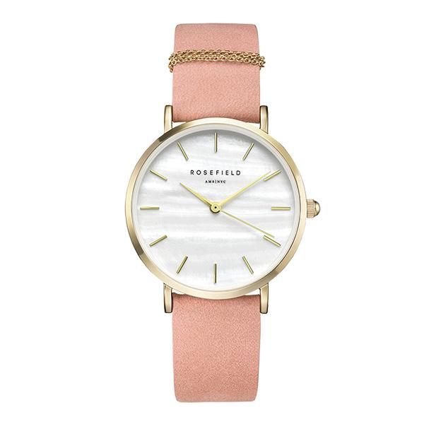 輝く高品質な (~8 腕時計/31) ローズフィールド Rosefield THE THE WEST VILLAGE (~8/31) 33mm クオーツ 腕時計 WBPG-W72 ホワイト レディース, 油谷町:45aeb004 --- clifden10k.com