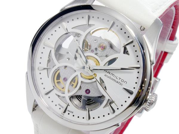 最新の激安 (~8/31) ハミルトン 腕時計 HAMILTON ジャズマスター 自動巻 JAZZ MASTER HAMILTON 自動巻 腕時計 H32405811 レディース【代引き不可】, クリッピングポイント:29d1173b --- clifden10k.com