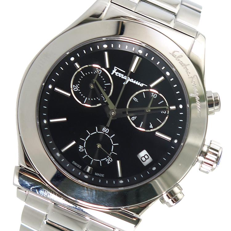 (~8 Ferragamo/31) サルヴァトーレ フェラガモ Ferragamo 腕時計 FH6010016 ブラック FH6010016 メンズ メンズ【代引き不可】, 日本臨牀社:54af3d08 --- officewill.xsrv.jp
