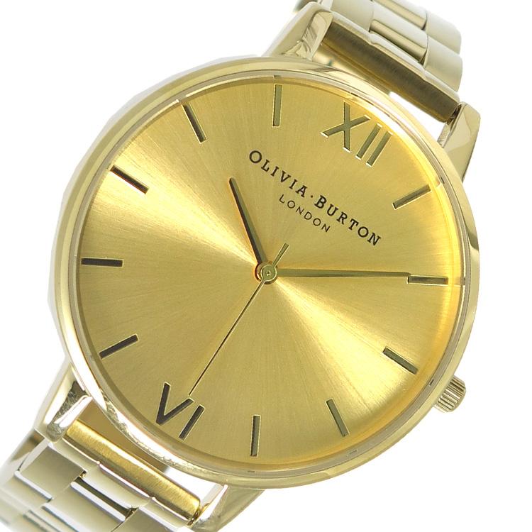 【スーパーSALE】(~9/11 01:59)(~9/30)オリビアバートン OLIVIA BURTON 腕時計 OB13BL08BS ゴールド レディース