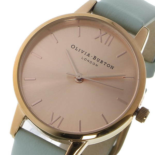(~8/31) オリビアバートン OLIVIA BURTON BURTON 腕時計 クオーツ OLIVIA 腕時計 OB14MD24 ピンク レディース, Bonheur【ボヌール】:7a466e25 --- officewill.xsrv.jp