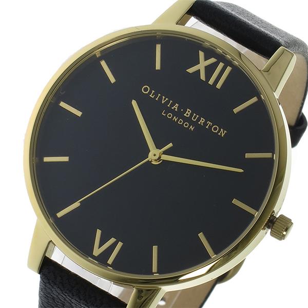 (~8/31) クオーツ オリビアバートン ブラック OLIVIA BURTON クオーツ OB15BD55 腕時計 OB15BD55 ブラック レディース, ユリマチ:b8eab54b --- officewill.xsrv.jp