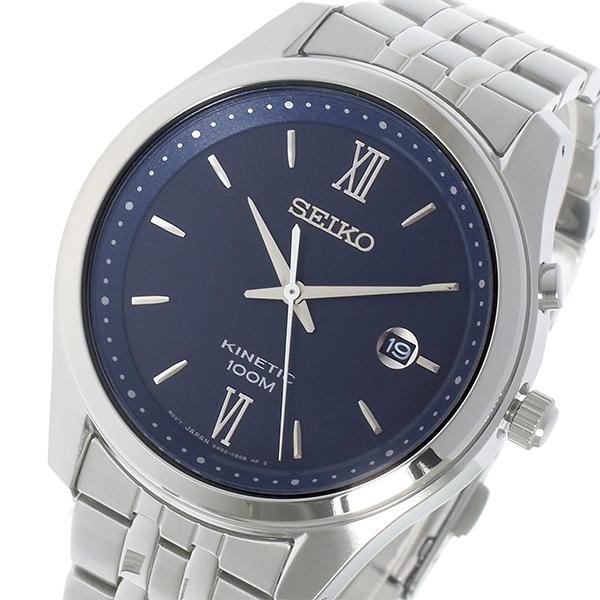 (~8 (~8/31)/31) 腕時計 セイコー SEIKO キネティック クオーツメンズ 腕時計 SKA769P1 キネティック ネイビー メンズ, Craft Mart:34284f15 --- officewill.xsrv.jp