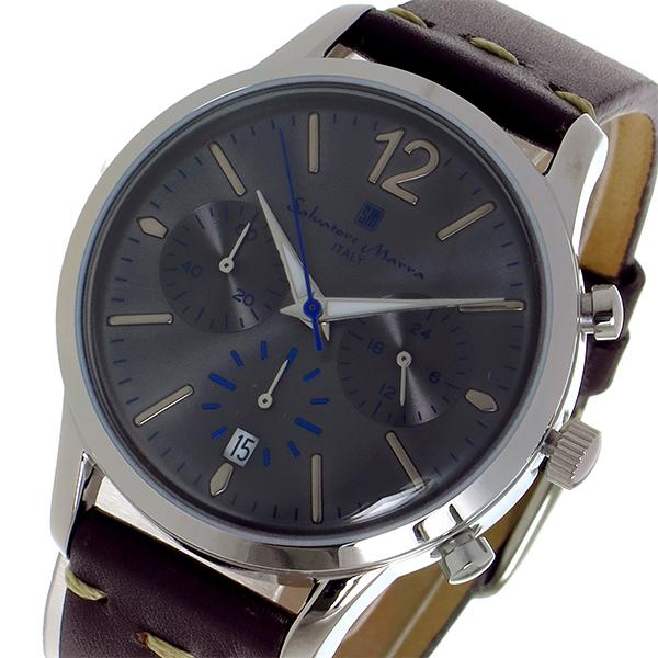 (~8/31) サルバトーレマーラ ユニセックス SALVATORE SALVATORE MARRA クオーツ 腕時計 グレー SM17110-SSGY グレー ユニセックス, モデルノ:1819d203 --- officewill.xsrv.jp
