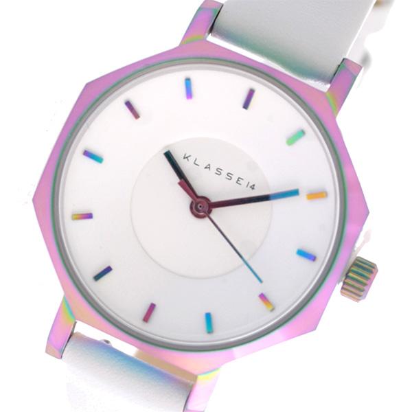 (~8/31) クラス14 KLASSE14 KLASSE14 クオーツ 腕時計 OK17TI002S クオーツ ホワイト (~8/31) レディース, 川島町:e6c3994b --- officewill.xsrv.jp
