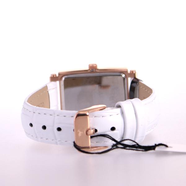 【今月特価】【ポイント5倍】(~7/31) ミッシェルジョルダン MICHEL JURDAIN クオーツ 腕時計 SL-3000-6PG ホワイト レディース